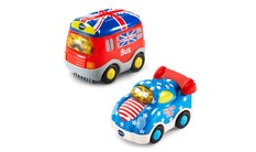 Go! Go! Smart Wheels® National Flag Vehicles 2-Pack - image