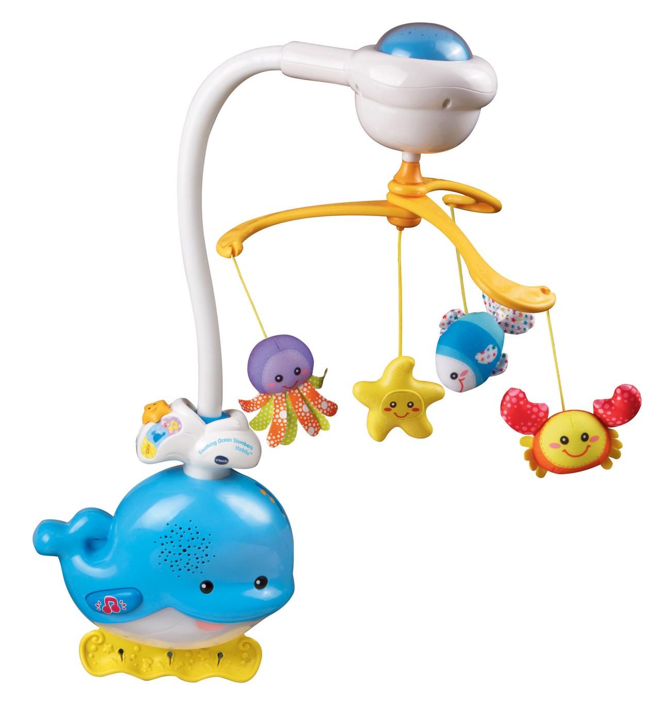 Soothing Ocean Slumbers Mobile | Crib Toy | Vtechkids.com