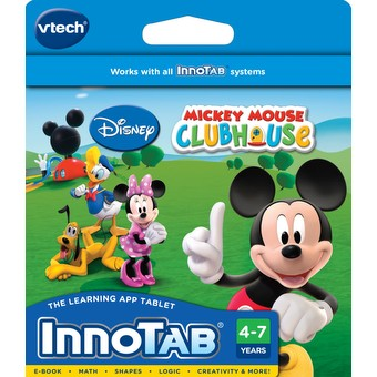 InnoTab Software - Mickey Mouse Clubhouse