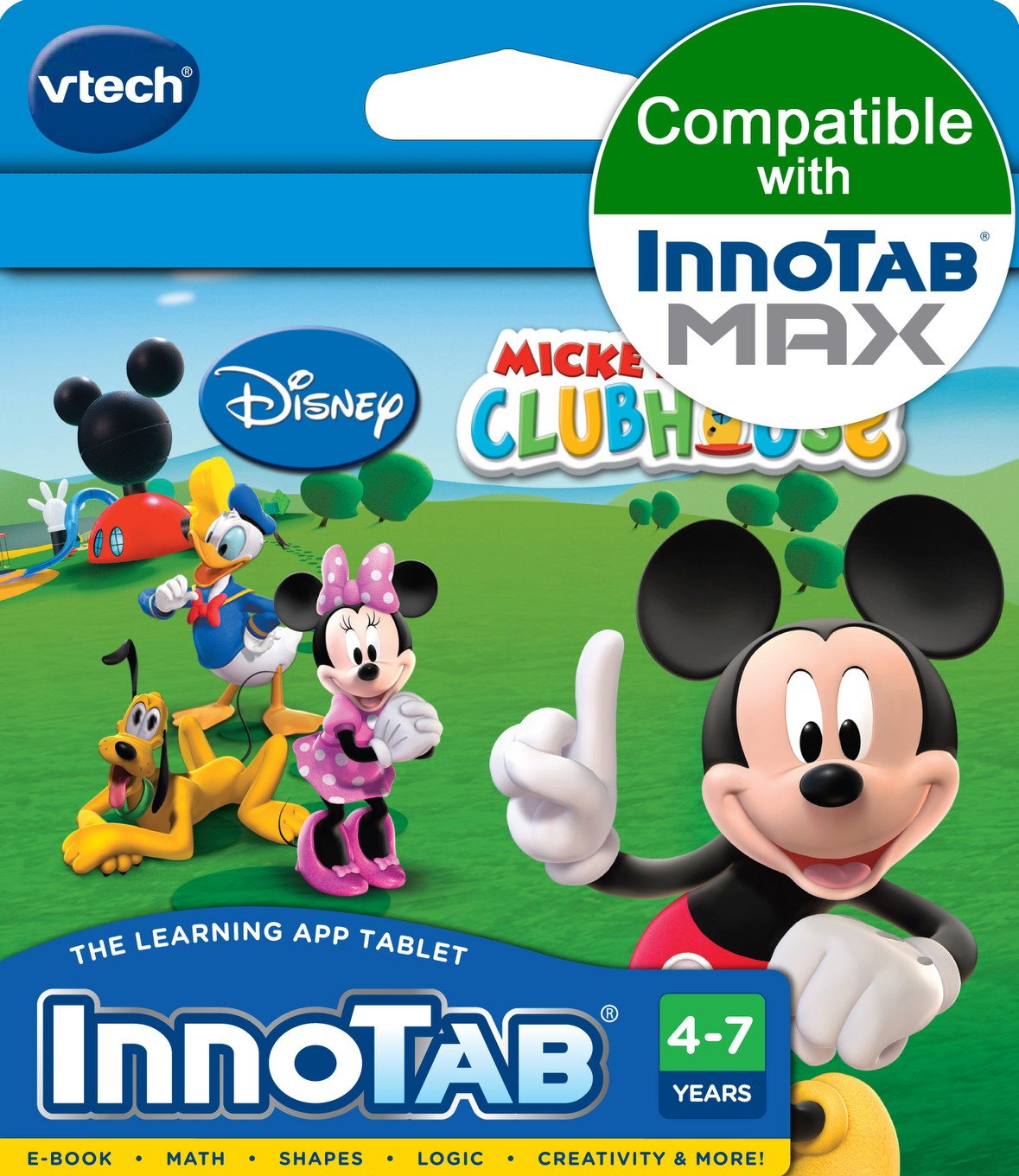 Innotab Software Cartridge Mickey Mouse Clubhouse