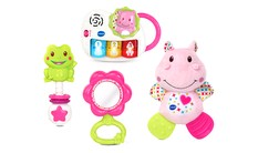 Newborn Necessities Gift Set™ - Pink