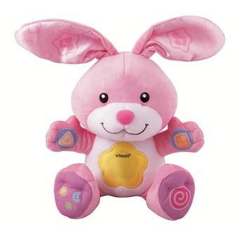 Peek at Me Bunny Pink