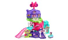 Go! Go! Smart Wheels® - Disney Minnie Mouse Around Town Playset