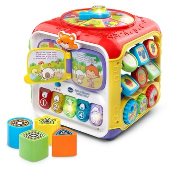 Sort & Discover Activity Cube™