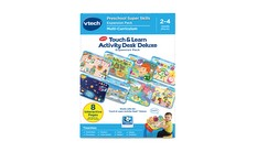Touch & Learn Activity Desk™ Deluxe Preschool Super Skills