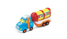 Go! Go! Smart Wheels - Tanker Truck