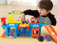 5 mechanical activities build motor skills