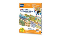 Touch & Learn Activity Desk™ Deluxe - Animals, Bugs & Critters