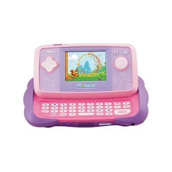 MobiGo Touch Learning System Pink
