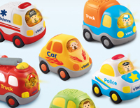 SmartPoint Locations are compatible with any SmartPoint Go! Go! Smart Wheels™ vehicles (each sold separately)