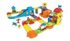 Go! Go! Smart Wheels Train Station Playset - image