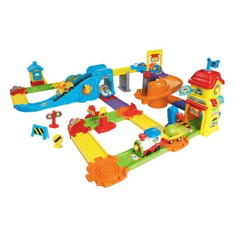 Go! Go! Smart Wheels Train Station Playset