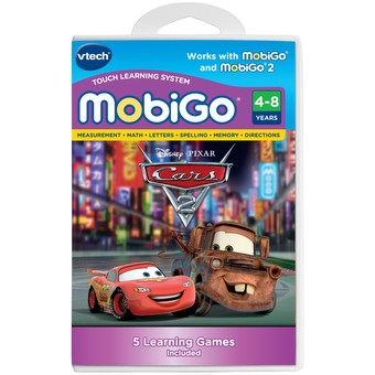 MobiGo Software Cartridge - Cars 2