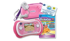 MobiGo 2 Software and Accessory Gift Set 2 - Pink