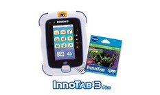 InnoTab 3 Plus with Cartridge Bundle