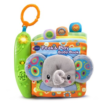 Peek & Play Baby Book™