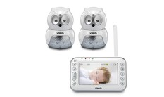 VM344-2 - Owl 2 Camera Pan & Tilt Video Monitor