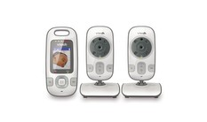 VM312-2 - Video Baby Monitor with Two Cameras and Night Vision