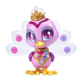 Myla's Sparkling Friends™ Penny the Peacock