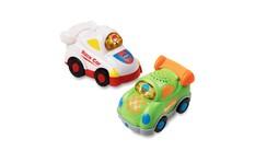 Go! Go! Smart Wheels® Race Car I + Race Car II Bundle