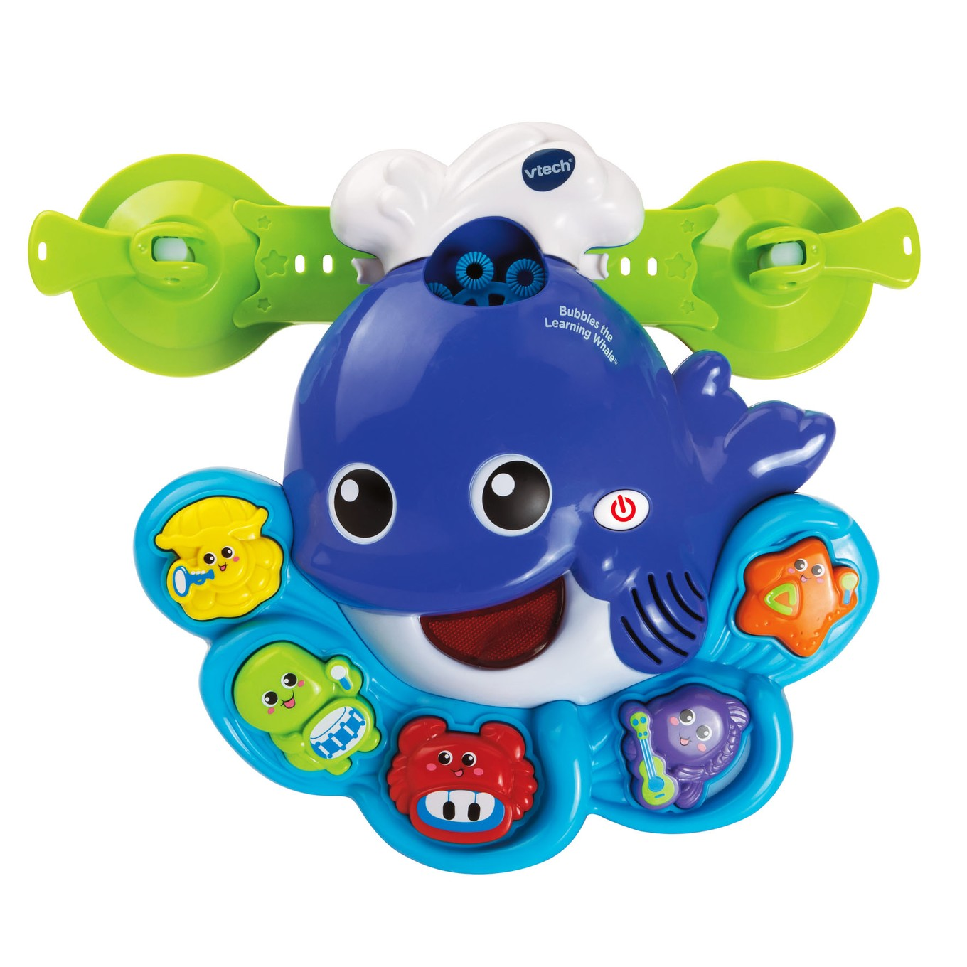 Bubbles the Learning Whale І VTechKids.com