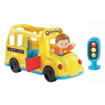 Go! Go! Smart Friends - Learning Wheels School Bus