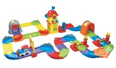 Go! Go! Smart Wheels® Chug & Go Railroad™ - image