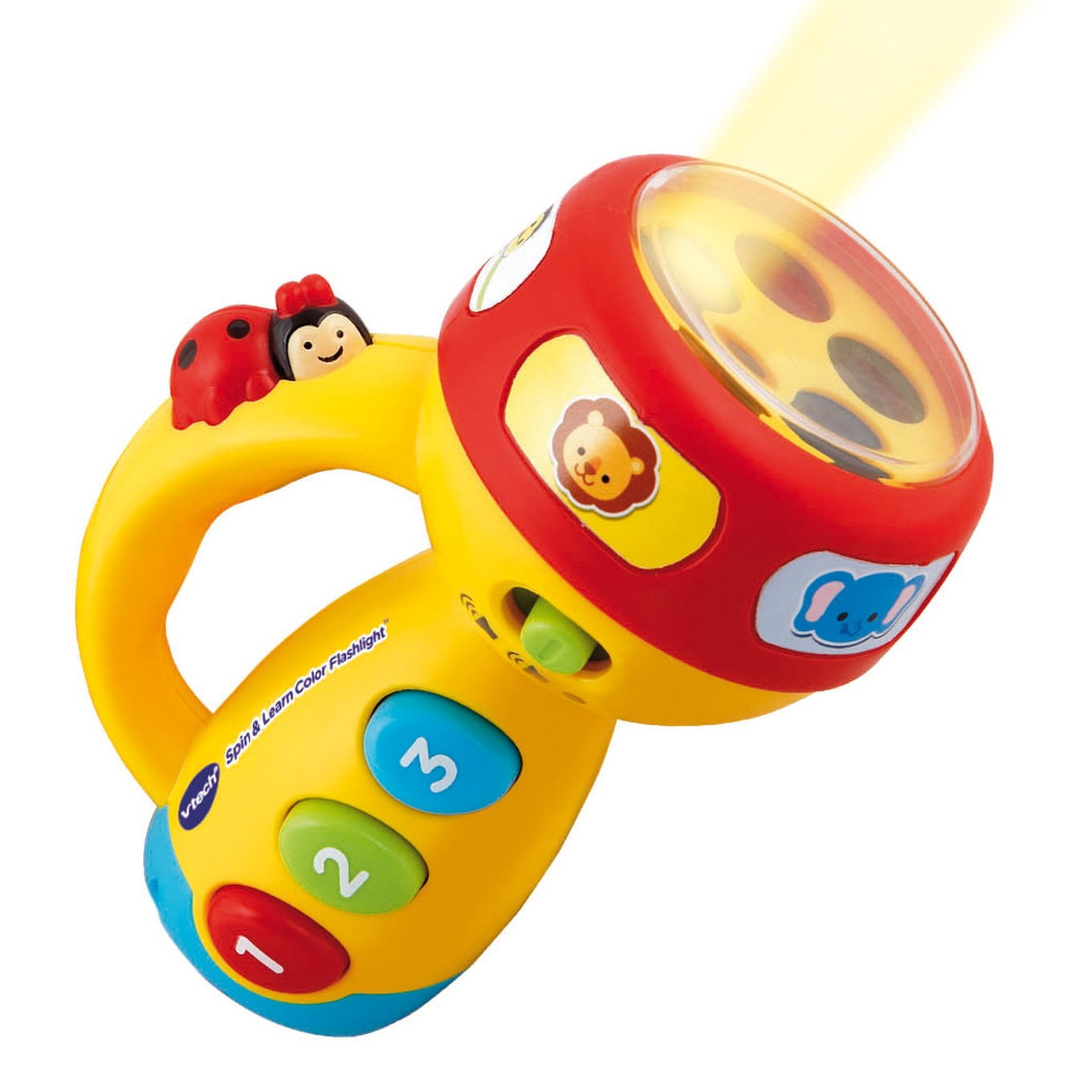 VTech Spin and Learn Color Flashlight - theterribletwos.org