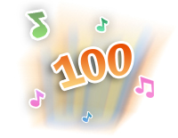 Play 100 Songs, Melodies, Sounds & Phrases