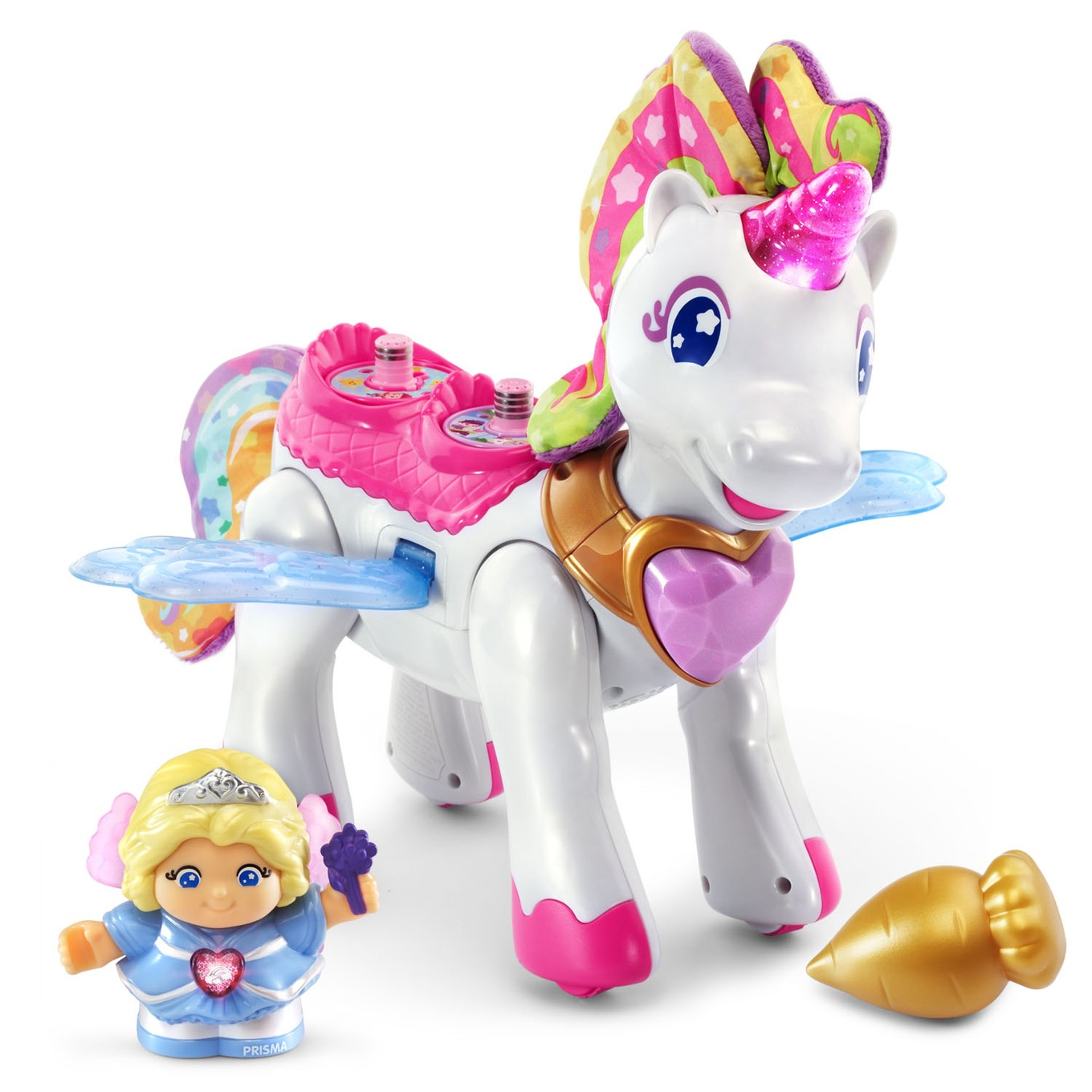 Unicorn Toys For Girls : Go smart friends │ twinkle the magical unicorn vtech