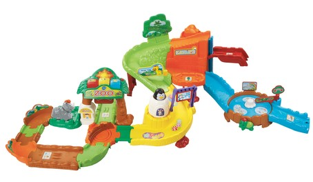 Go! Go! Smart Animals - Zoo Explorers Playset