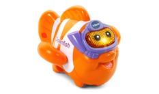 Go! Go! Smart Seas Bath Toy - Clownfish