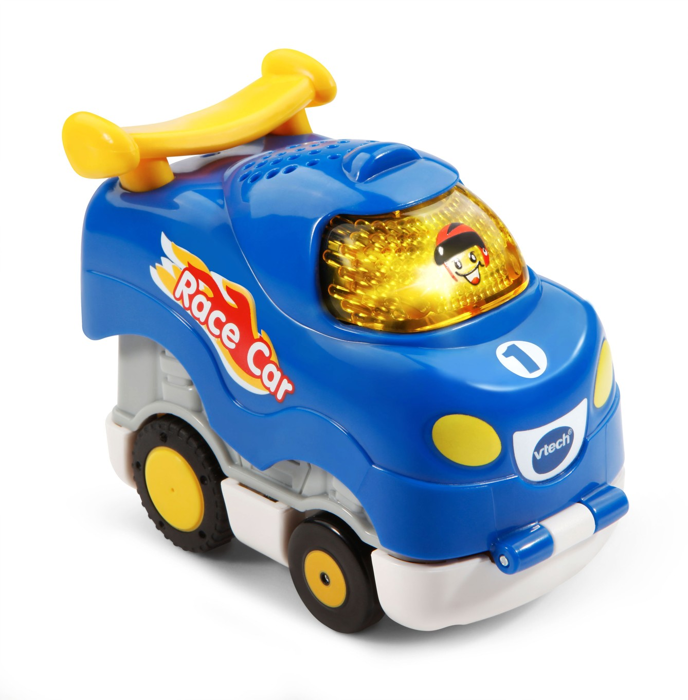 Go Smart Wheels Press Race Car