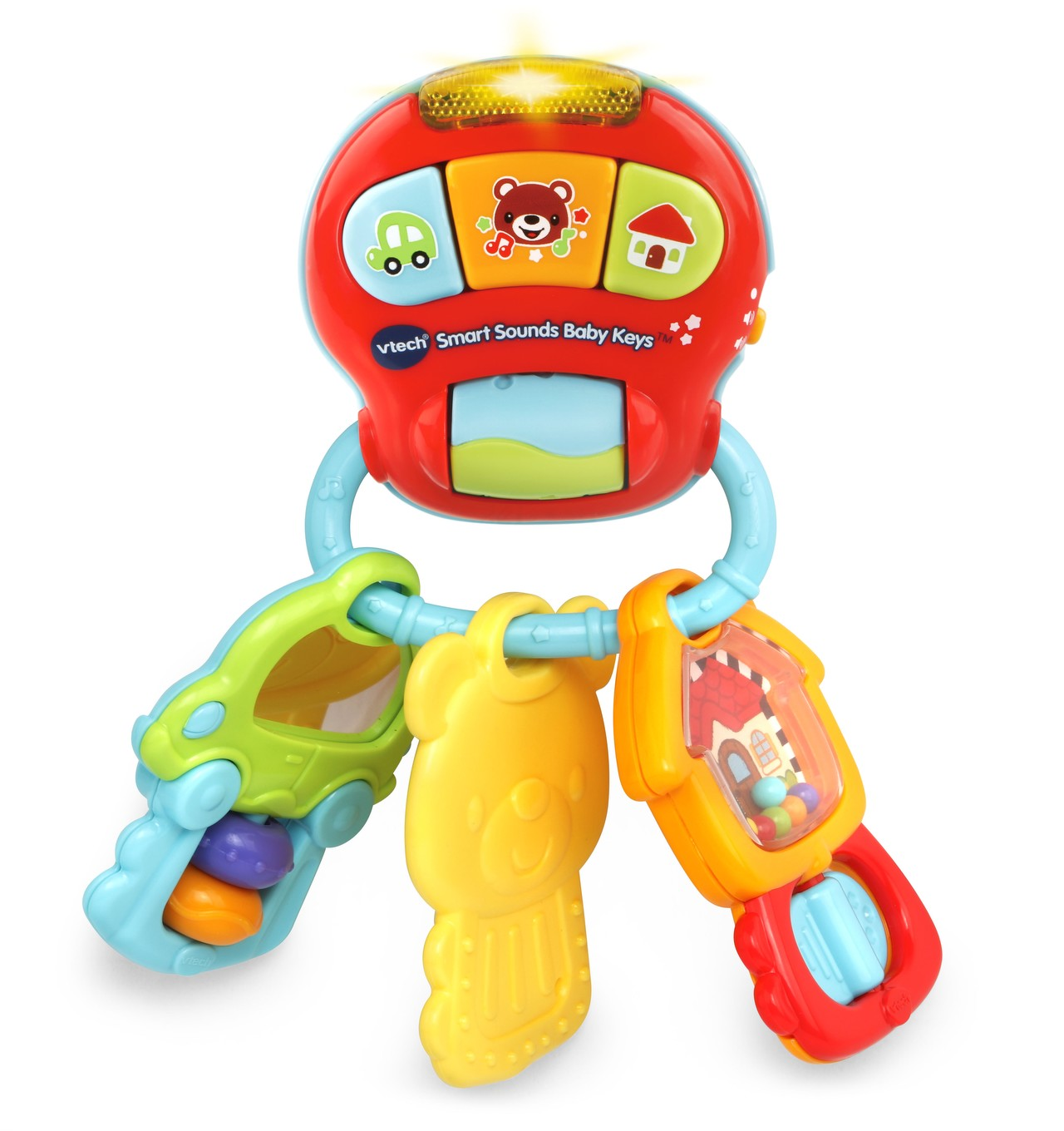 Smart Sounds Baby Keys Baby Toy Vtech