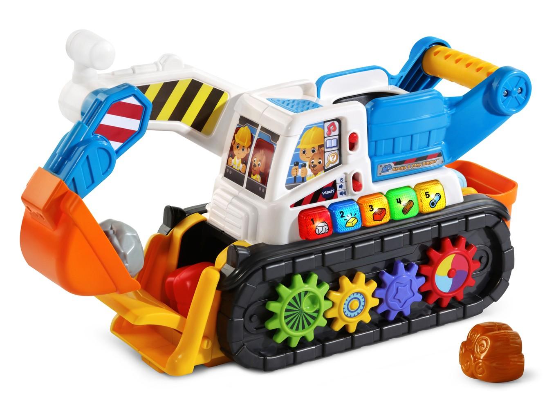 Toddler Toys │ Scoop & Play Digger │ Vtech