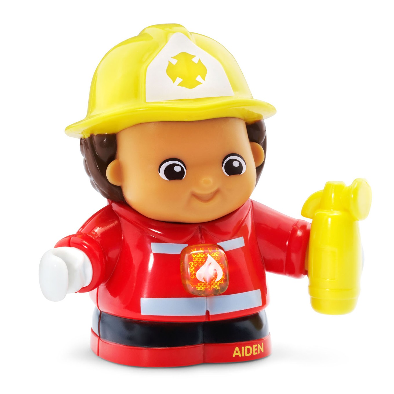 Go Go Smart Friends 174 │ Firefighter Aiden │ Vtech 174