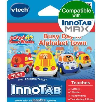 InnoTab Software - Go! Go! Smart Wheels