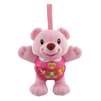 Happy Lights Bear Pink