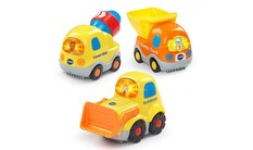 Go! Go! Smart Wheels® Construction Vehicles 3-Pack - image