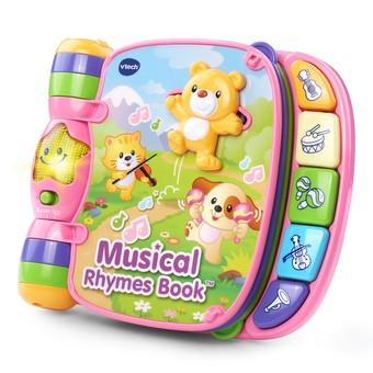 Musical Rhymes Book™ (Pink)