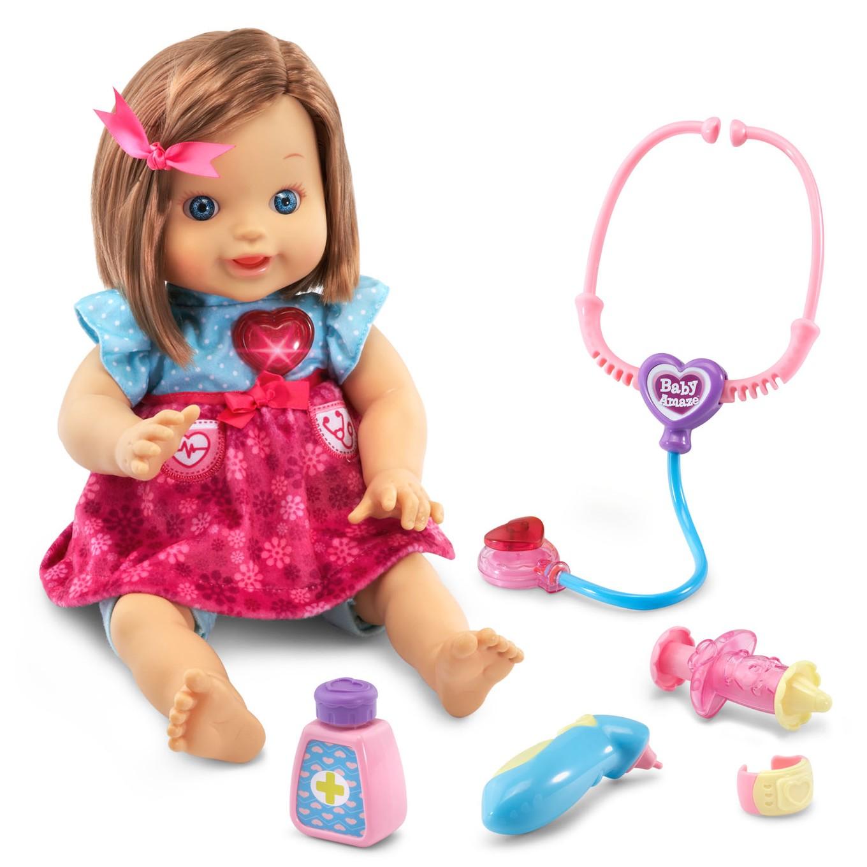 Baby Amaze │ Happy Healing Doll │ Vtech 174