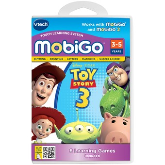 MobiGo Software Cartridge - Toy Story 3