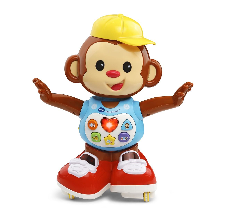 Chase Me Casey Monkey Toy │vtech 174