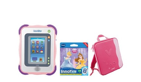 InnoTab Gift Set: Disney Princess