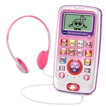 Rock & Bop Music Player™ (Purple)