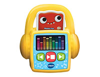 Music Player Music Player includes more than 20 fun tunes.