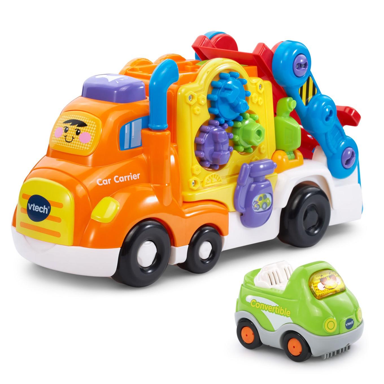 Go! Go! Smart Wheels® │ Deluxe Car Carrier™ │ VTech®