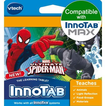 InnoTab® Software - Doc McStuffins Software - Ultimate Spider-Man