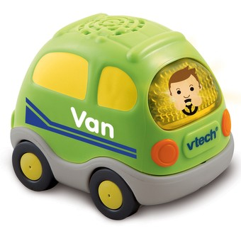 Go! Go! Smart Wheels Van