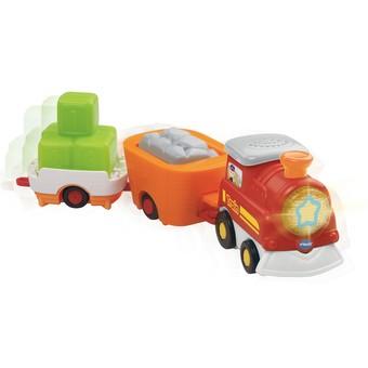 Go! Go! Smart Wheels Carry-All Cargo Train